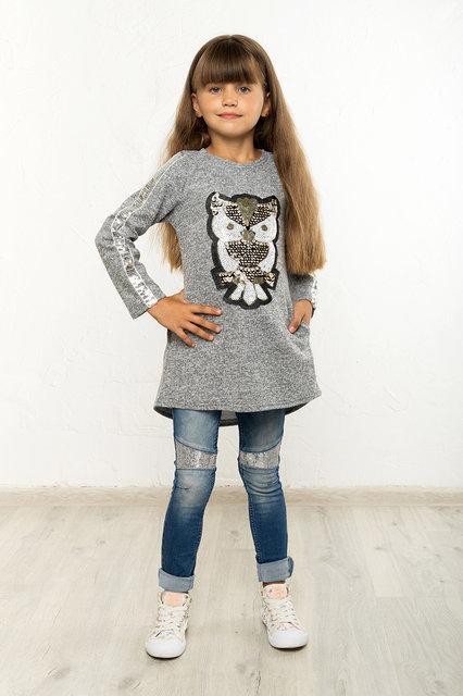 d8883e18a75f Платье детское Софи Сова №3, платье для девочки, детская одежда,  дропшиппинг,