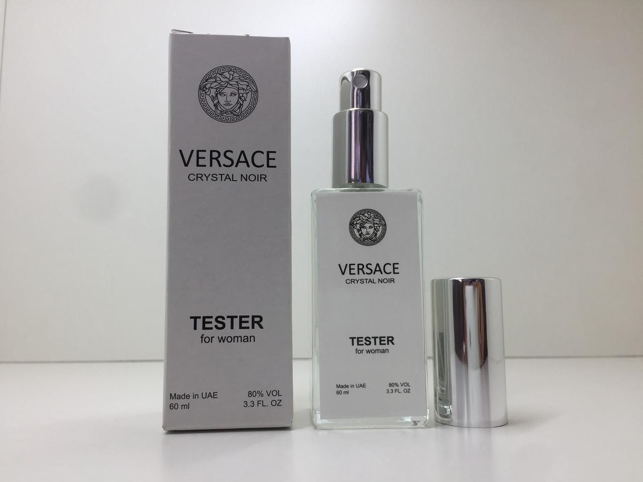 Тестер Женский Versace Crystal Noir (Версаче Кристал Нуар) 60 Мл — в ... 4ed44ac9b5e52