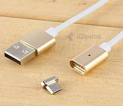 Магнитный кабель USB - microUSB, фото 2