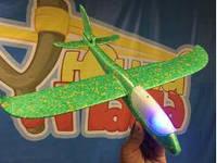 Самолет планер светящийся , фото 1