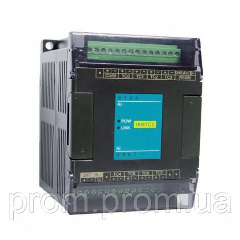 H08TC2 Температурный модуль расширения PLC