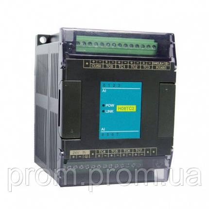 H08TC2 Температурный модуль расширения PLC, фото 2