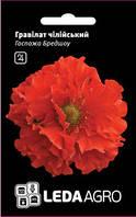 Семена гравилата Госпожа Брэдшоу, 0,1 гр., красный