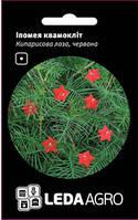 Семена ипомеи Кипарисовая лоза,  0,2 гр., квамоклит красная