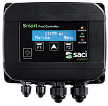 Насос для басейну Мікрон Smart Winner 50М / 13,5 м3/ч, з системою керування Smart Control, фото 5