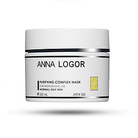 Маска комплексная очистительная Anna LOGOR Purifying Complex Mask Art.355