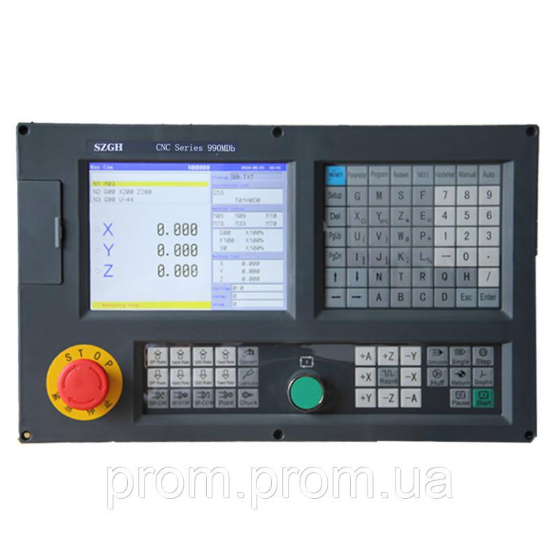 """""""SZGH – CNC990  фрезерная система ЧПУ"""""""