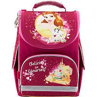 """Школьный рюкзак для девочки """"Kite Princess"""", каркасный, ортопедический"""