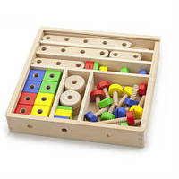 Конструктор Viga Toys 53 детали (50490)