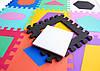 """М'який ігровий підлога (килимок-пазл 30*30*1 см) Eva-Line """"Логіка"""", фото 6"""