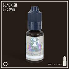Пигмент PERMA BLEND Blackish Brown (USA)
