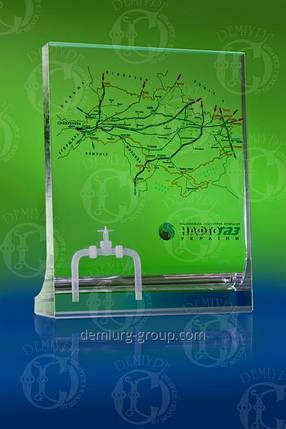 Эксклюзивный корпоративный сувенир с лазерной 3D гравировкой, фото 2