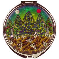 Косметическое зеркало «Горы», фото 1