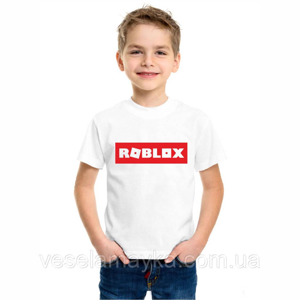 Футболка Roblox 2