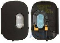 Задняя часть корпуса (крышка аккумулятора) HTC A9191 Desire HD (панель антены) Original Black