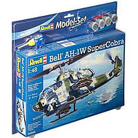 Сборная модель Revell Вертолет Bell AH-1W SuperCobra 1:48 (64943)