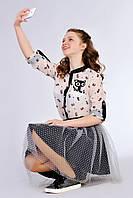 Юбка-пачка из фатина для девочки, фото 1