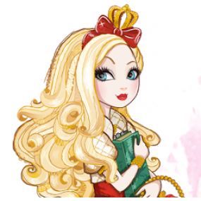 Куклы Эвер Афтер Хай Эппл Вайт (Ever After High Apple White)