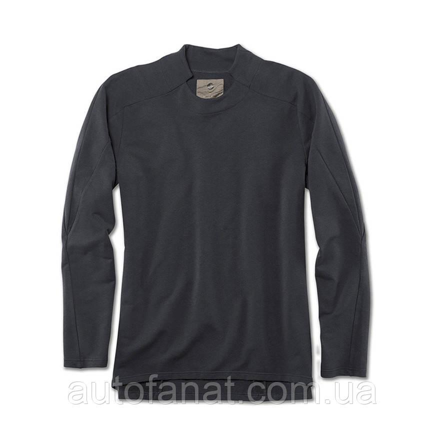 9000e94b35003 Оригинальная мужская футболка с длинным рукавом BMW i Long-Sleeve Shirt, Men,  Grey