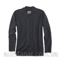Мужская футболка с длинным рукавом BMW i Long-Sleeve Shirt, Men, Grey