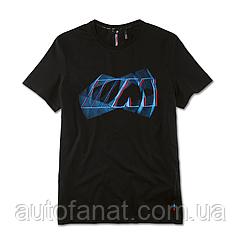 Мужская футболка BMW M Logo T-Shirt, Men, Black