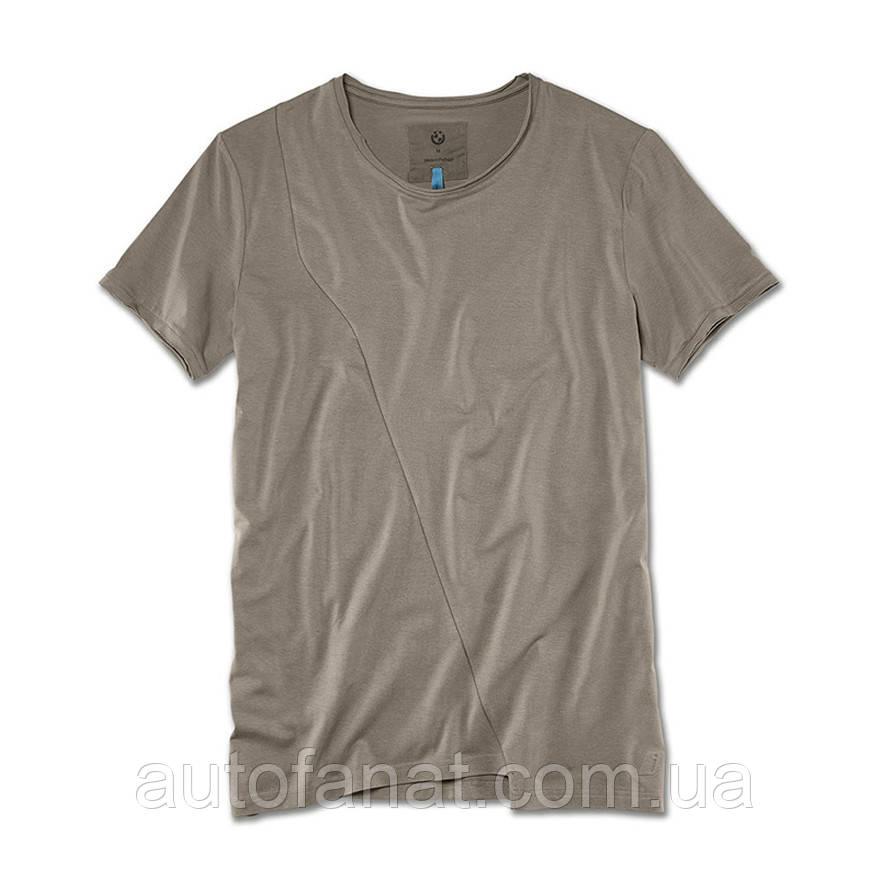 Оригинальная мужская футболка BMW i T-Shirt, Men, Taupe (80142454793)