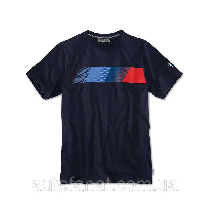 Оригинальная мужская футболка BMW Motorsport Fan T-Shirt, Men, Team Blue (80142446426)