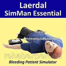 Учебный Манекен Имитатор пациента Laerdal SimMan Essential Bleeding Patient Simulator