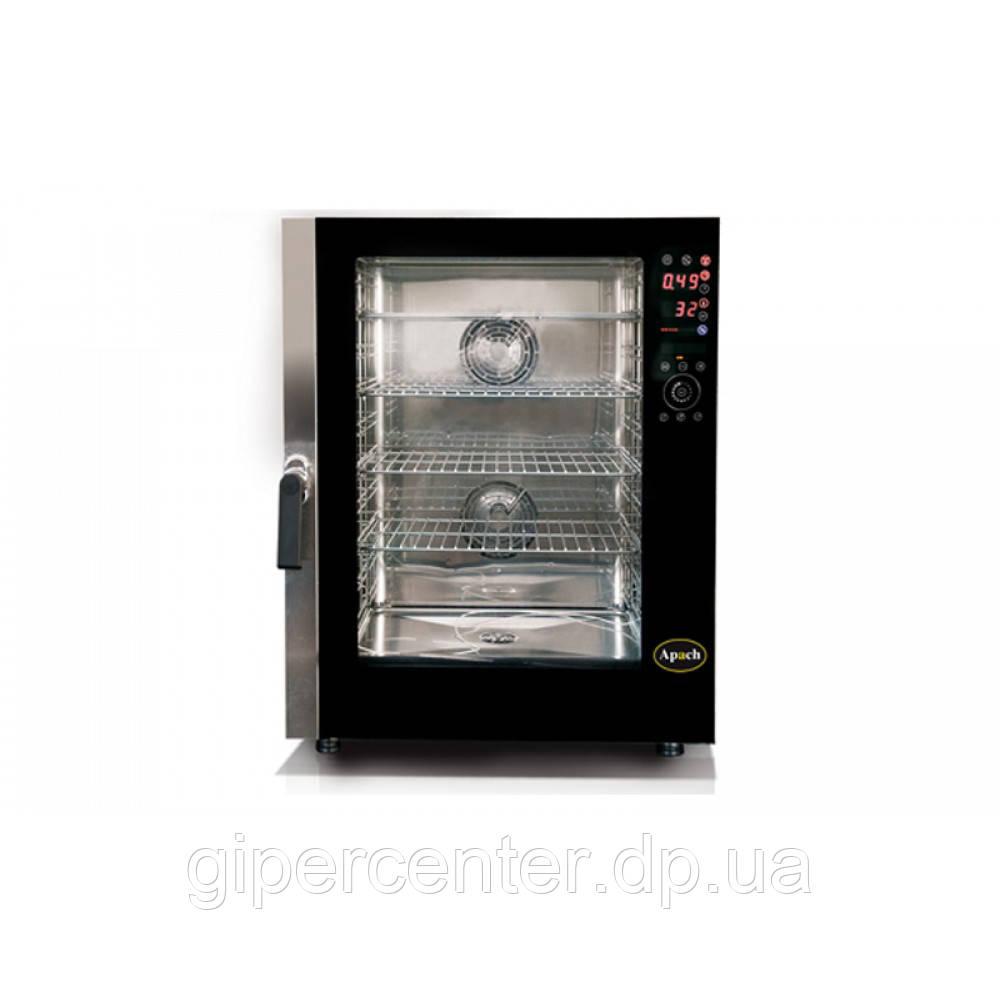 Электрические пароконвектоматы Apach A 4/10 HD на 10 уровней под пекарские противни 600х400 мм