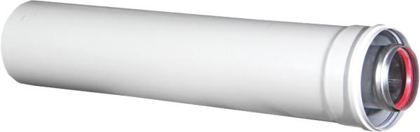 УДЛИНИТЕЛИ КОАКСИАЛЬНЫЕ Ø60/100 L0250  AL+FE