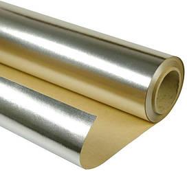 Алюминиевая бумага (фольга) для сауны Sawo 30 кв.м рулон