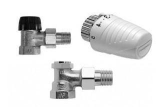 Комплект термостатический угловой  Honeywell