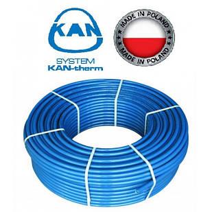 Труба антидиффузионная  для отопления  (б. 200м.) 18х2 Blue Floor PE - RT KAN - therm