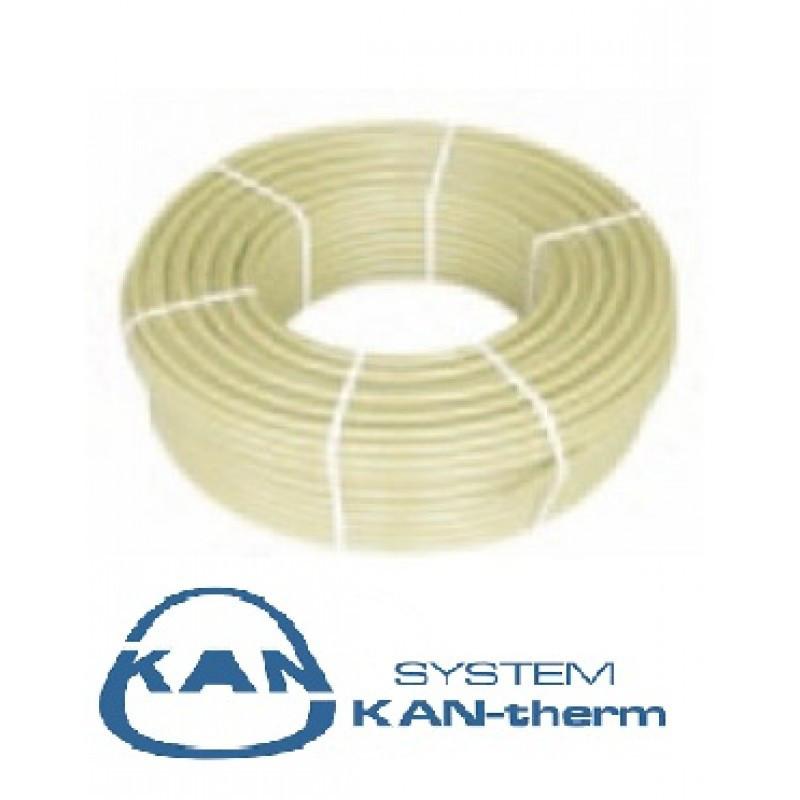Труба антидиффузионная  для отоплениея 25х3, 5 KAN - therm