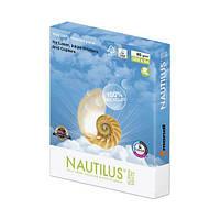Экологическая бумага А4, 80 г/м² Nautilus Super White Recycled 100% ISO 90 500л.