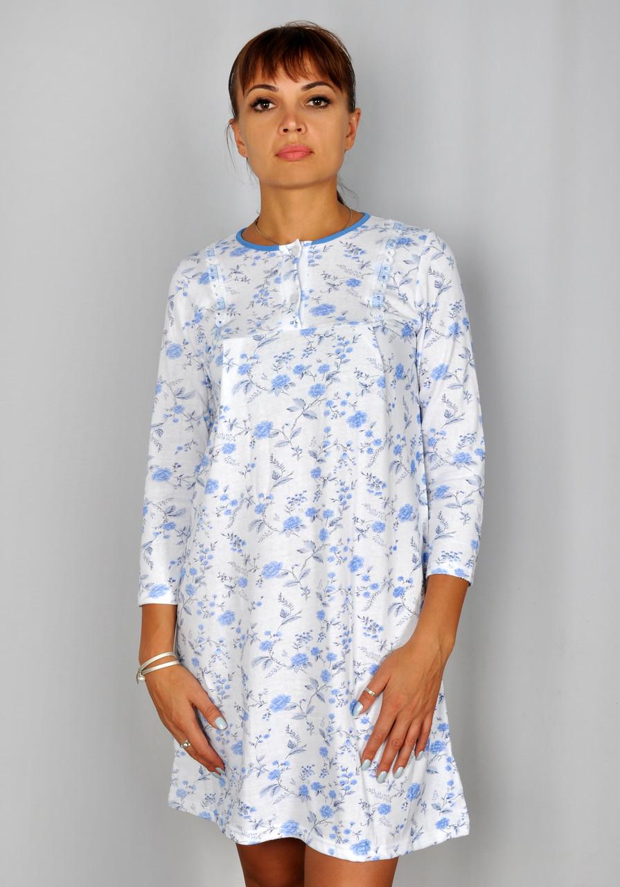 ee27d08bbde77cd Женская ночная сорочка с начесом: продажа, цена в Кременчуге ...