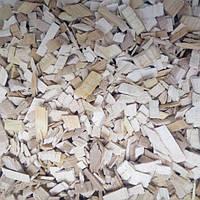 Щепа (фракция 6-12) для копчения смесь для мяса и сала 5 литров ( 1,35 кг )