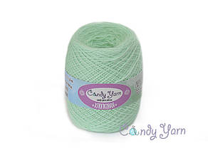 Хлопок 100% Candy-Yarn, Мятный №276