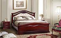 Кровать Маргаритта 1600 (каштан), фото 1