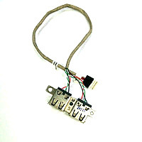 Разъем USB для ноутбука HP 4510s,4515s