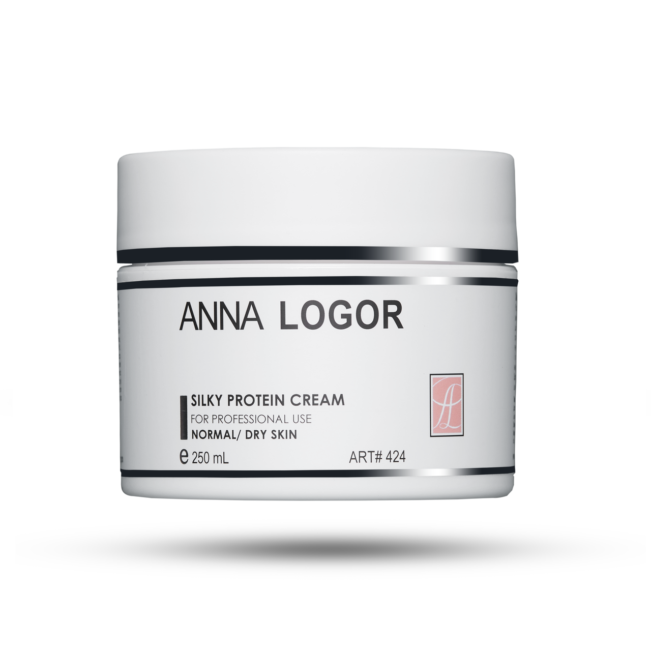 Крем живильний з протеїнами шовку Анна Логор - Anna Logor Silky Protein Cream 250 ml Art.424
