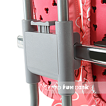 Дитяче ортопедичне крісло FunDesk SST6 Pink, фото 3