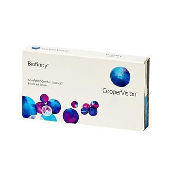 Контактная линза Biofinity