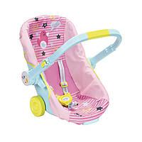 Кресло-каталка для куклы Zapf Baby Born - Удобное путешествие (824412), фото 1