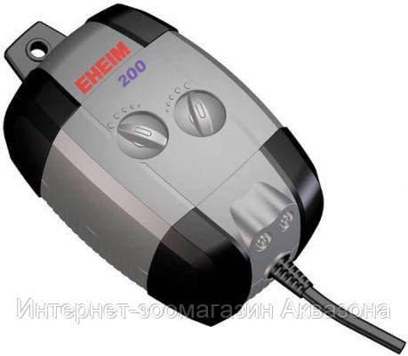 Компрессор для аквариума EHEIM air pump 200, 200 л/ч