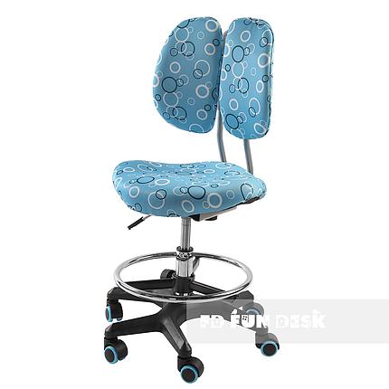 Дитяче ортопедичне крісло FunDesk SST6 Blue, фото 2