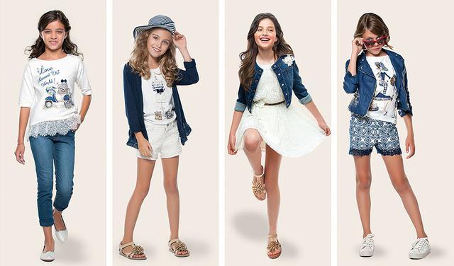Юбки, брюки, шорты, для девочек