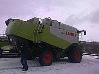 Комбайн-зерноуборочный Claas Lexion 560
