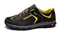 Спортивные мужские кроссовки на двухслойной подошве