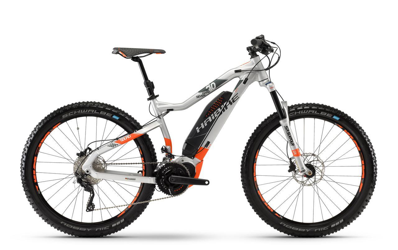 Велосипед Haibike SDURO HardSeven 8.0 27,5